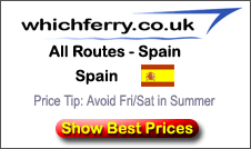 All Routes UK to Spain